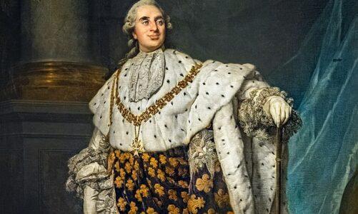 當法蘭西國王弄錯了宮廷儀節