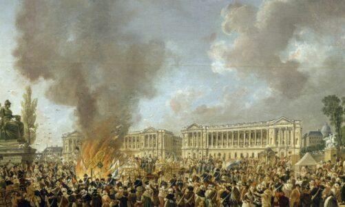 法國大革命的親歷者,被延長的時間感