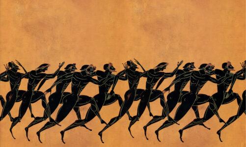 曾經,奧運是業餘運動家的天下